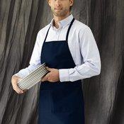 Long Butcher Block Apron