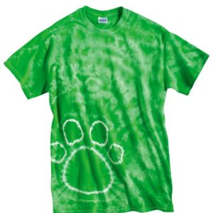 Pawprint Short Sleeve T-Shirt Thumbnail