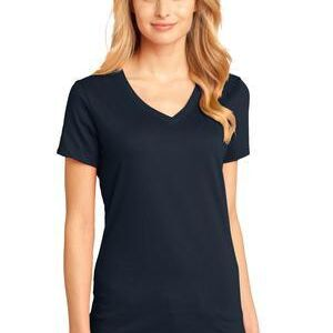 Made ® Ladies Perfect Weight ® V Neck Tee Thumbnail