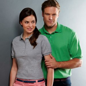 Adult SpotShield™ Jersey Polo Thumbnail