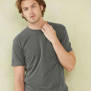 Garment Dyed Lightweight Ringspun Short Sleeve T-Shirt Thumbnail