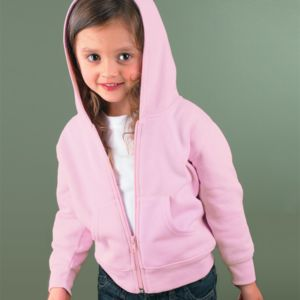 Toddler Full-Zip Hooded Fleece with Pockets Thumbnail