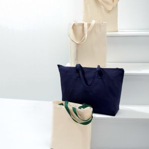 UltraClub Jumbo Tote with Gusset Thumbnail
