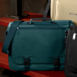 UltraClub Expandable Briefcase Thumbnail
