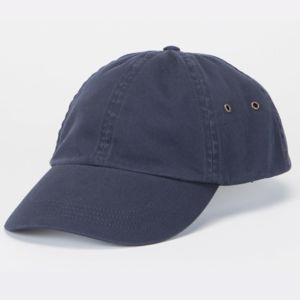 Solid Low-Profile Twill Cap Thumbnail