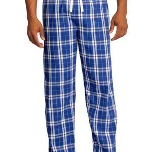 Young Mens Flannel Plaid Pant Thumbnail
