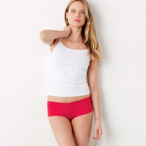 +CANVAS Ladies' Cotton Spandex Shortie Thumbnail