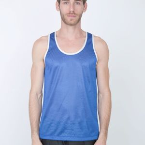 H458 Poly Mesh Athletic Tank Thumbnail