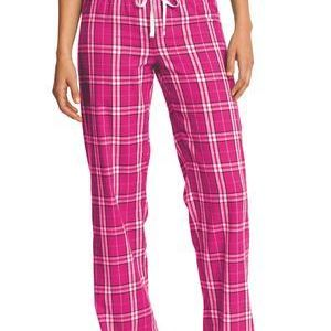 Women's Flannel Plaid Pant Thumbnail