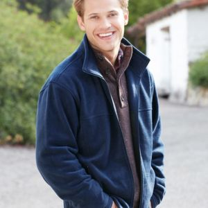 Classic Sport Fleece Full-Zip Jacket Thumbnail