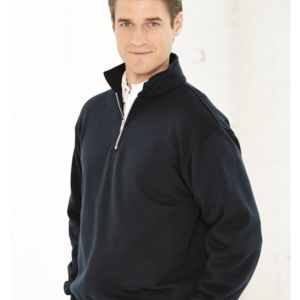USA-Made Quarter-Zip Pullover Sweatshirt Thumbnail