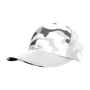 Camo Front Panel Hat Thumbnail