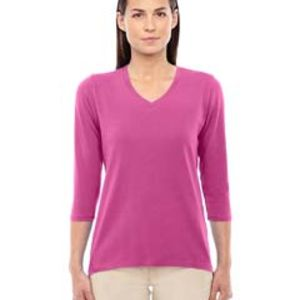 Ladies' Perfect Fit™ Bracelet-Length V-Neck Top Thumbnail