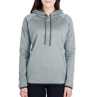 Under Armour Ladies' Double Threat Armour Fleece® Hoodie Thumbnail